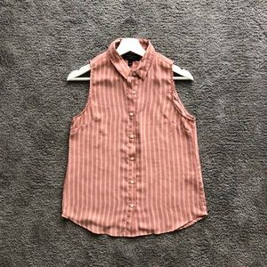 Banana Republic Factory business causal blouse
